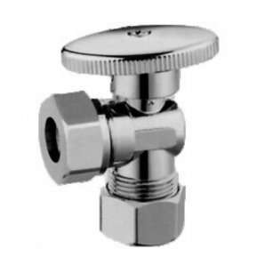Female Swivel x O.D. Elbow Angle Valve