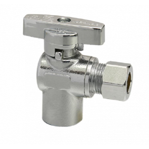 Sweat X O.D. Elbow Angle Valve