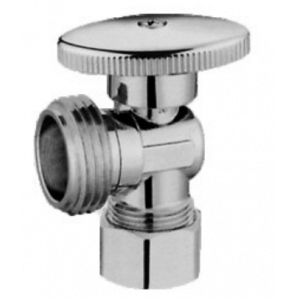 O.D. X Male Elbow Angle Valve