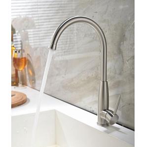 SUS304 Kitchen Faucet 3624A