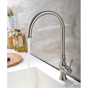 SUS304 Kitchen Faucet 3624B